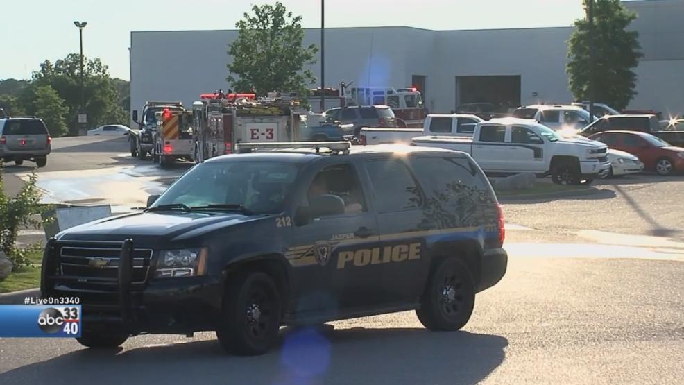 another victim dies after jasper car dealership explosion wbma. Black Bedroom Furniture Sets. Home Design Ideas