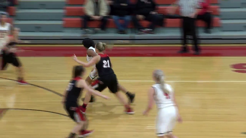 1.31.19 Highlights - Bellaire vs Steubenville - girls basketball