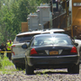 Man struck and killed by train in Liverpool, sheriff says