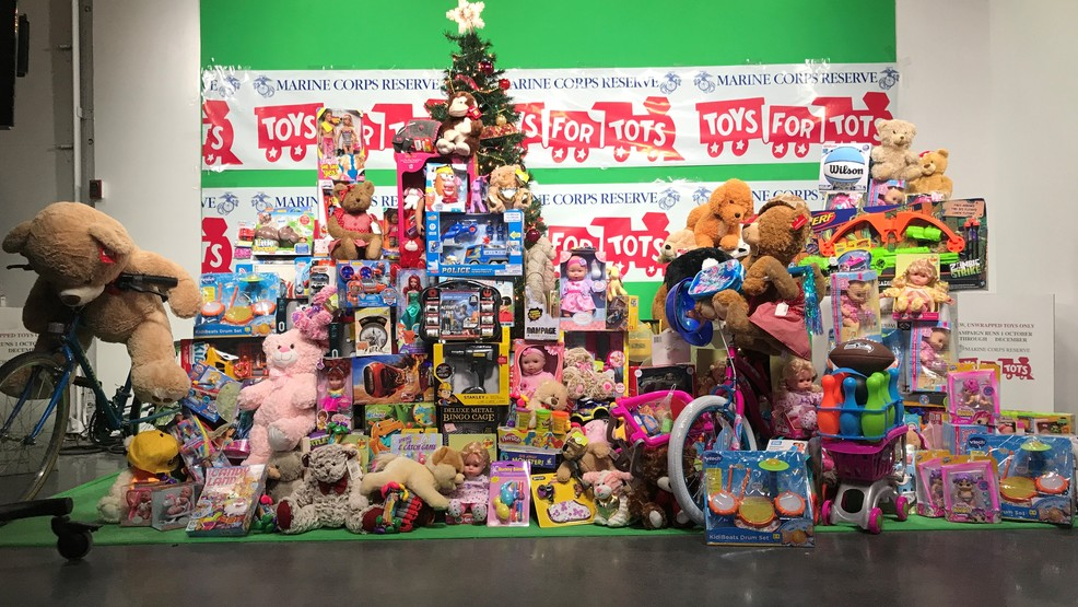 Marine Corps Reserve Still Seeking Thousands Of Donations To Toys