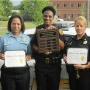 Campus police department honors officers