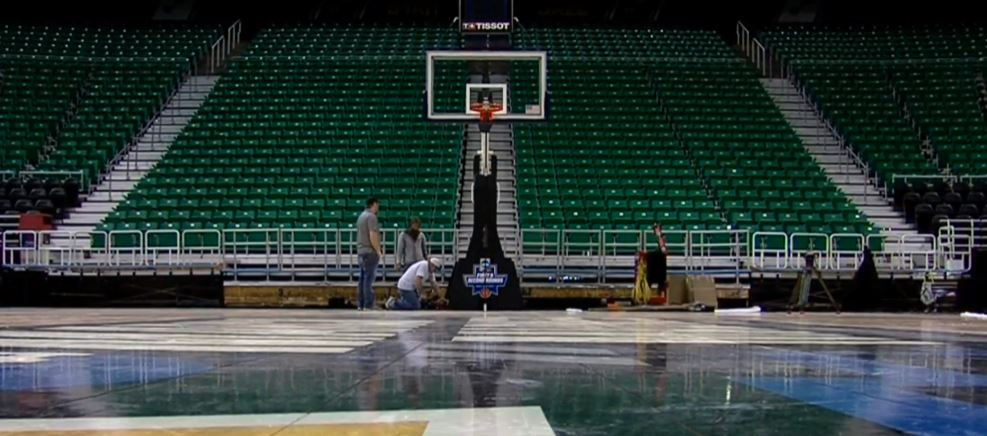 How to experience March Madness atmosphere for FREE in Salt Lake City. (Photo: KUTV)