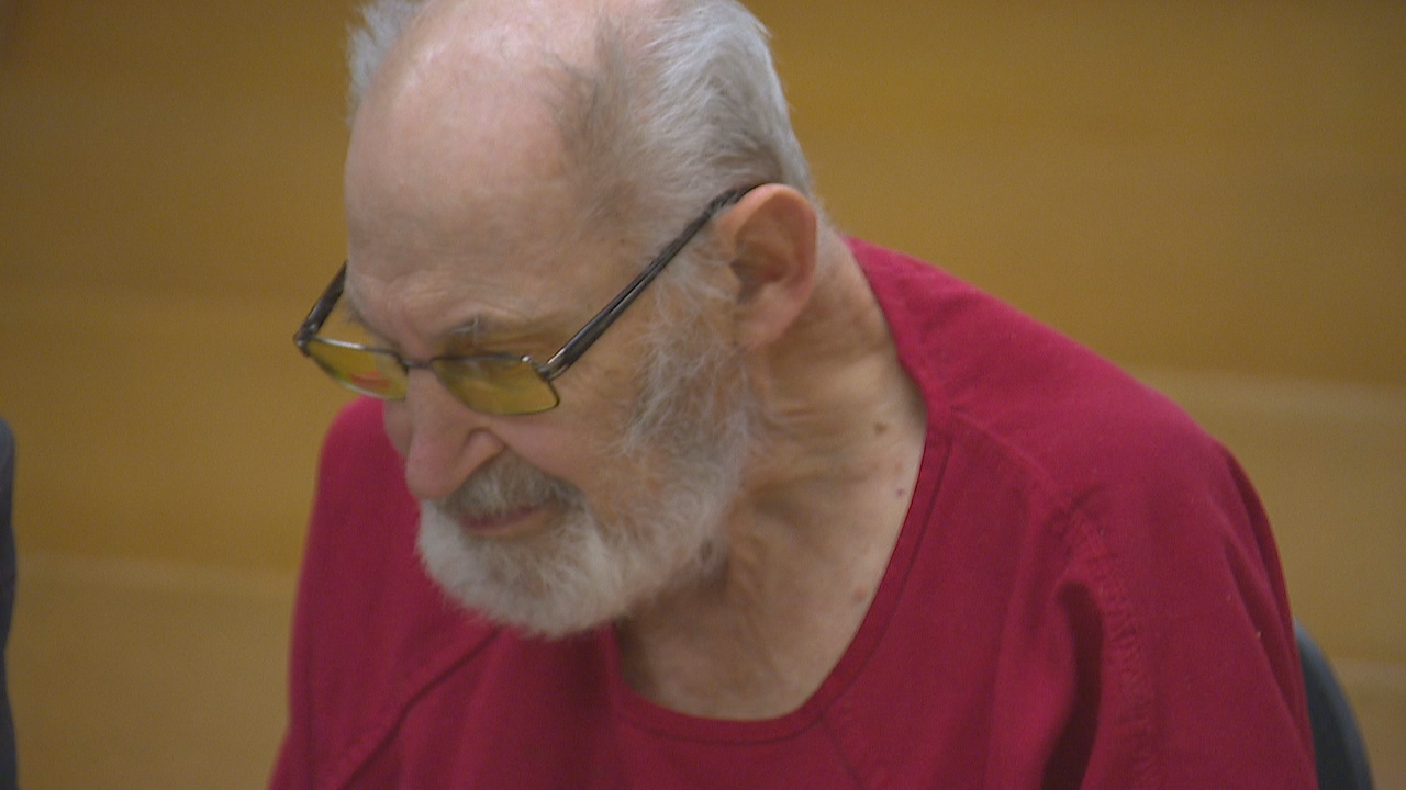 Thomas Emery appears in court on Feb. 9, 2018. (KOMO News photo)