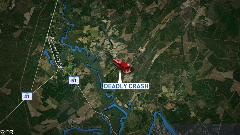 Driver killed in crash in Georgetown County   WCIV