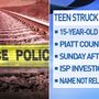 Teen Killed in Piatt County Train Crash