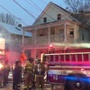 Fire breaks out in multifamily Providence home
