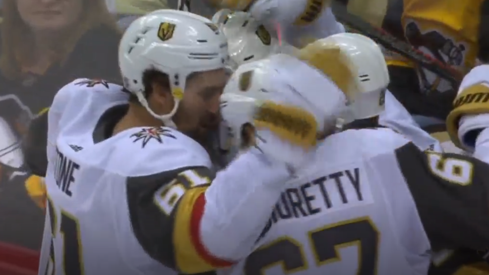 Full Sportscast: Fleury, VGK shut out Penguins; Lights' second season comes to a close