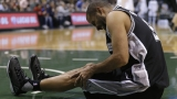 Spurs stay perfect on road, rally past Bucks 97-96