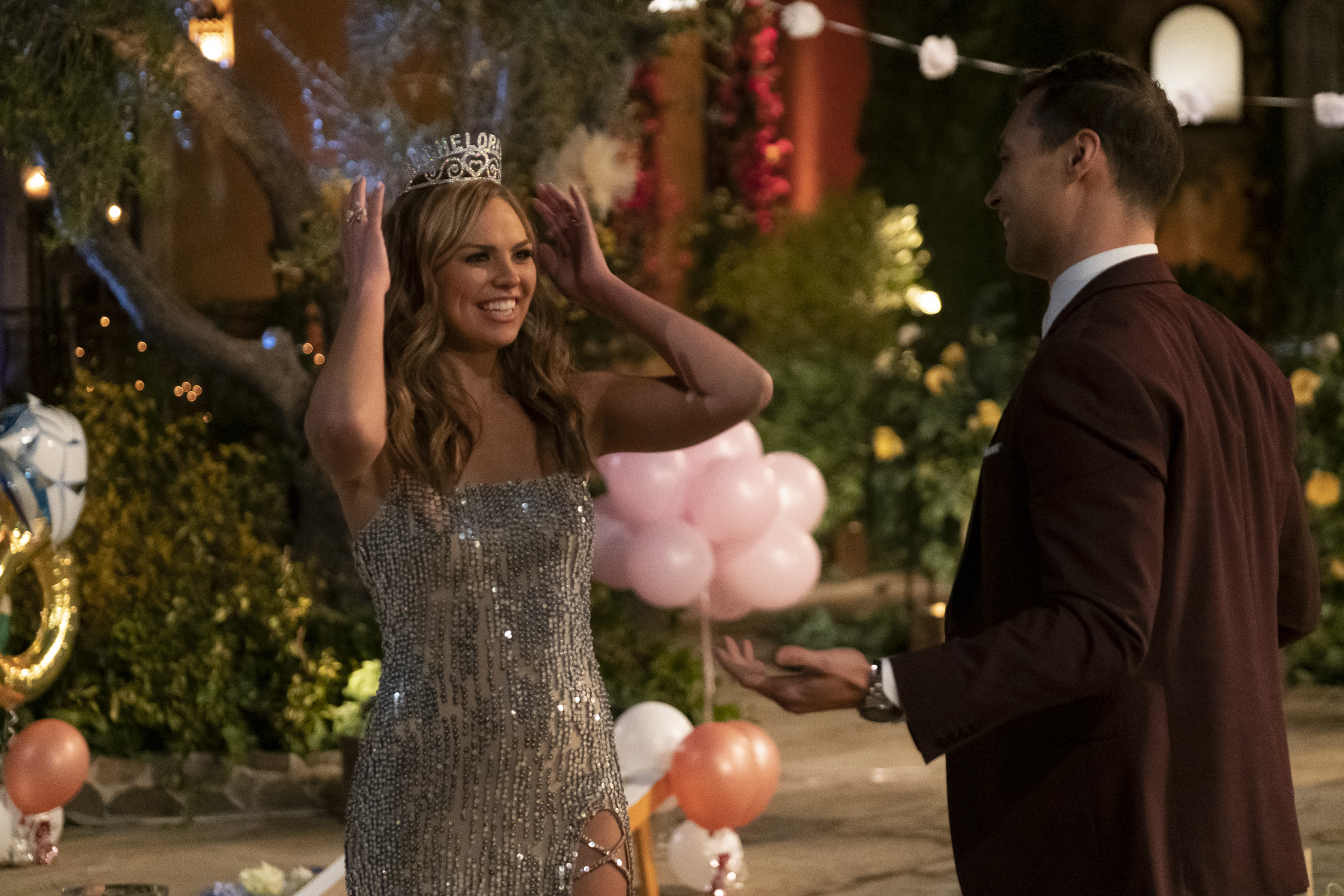 With a newfound sense of self and her southern charm, Hannah is ready to shed her perfect pageant persona and keep it real as she begins her new quest to find forever love. (Image:{ }John Fleenor/ ABC)