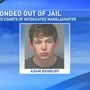 Teen charged with intoxication manslaughter bonds out of jail