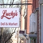 Citizens detain robbery suspect at Lucky's Deli and Market