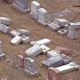 100 Headstones damaged at historic Jewish cemetery; FBI investigating JCC threats