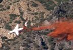 KUTV Blurry plane fight fire 062817.JPG