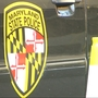 Police investigating after car shot at along I-95 in Howard County