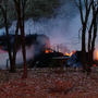 Home burns in Dade County Tuesday morning