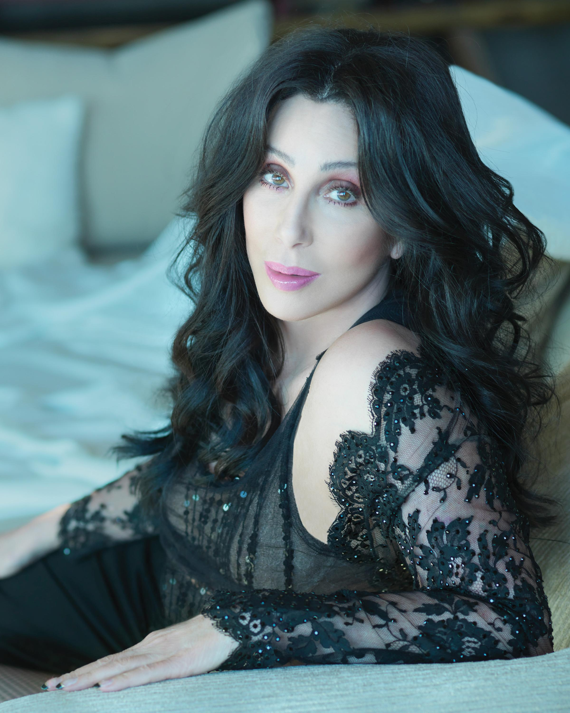 "<p>""When I was very young I saw Dumbo and Cinderella and knew then what I wanted to be and the path my life would take and here I am! I am very grateful to the Kennedy Center for this honor."" (Image: Courtesy Cher)</p>"