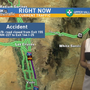 I-10 shutdown near Las Cruces Westbound due to early morning crash