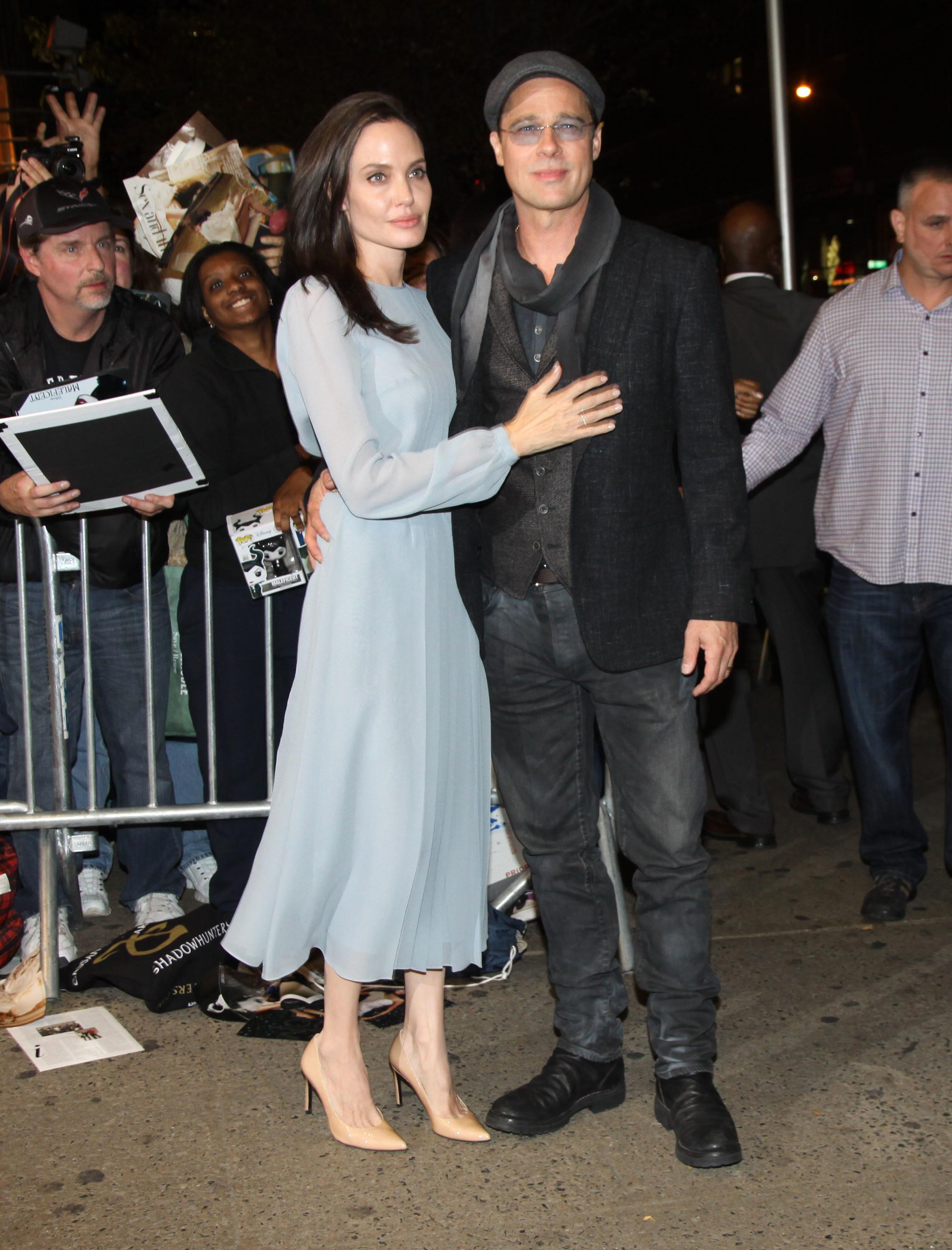 who is angelina jolie new boyfriend