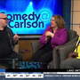 Comedian Robert Kelly visits Good Day Rochester