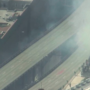 Brush fire near Seattle waterfront closes Alaskan Way Viaduct
