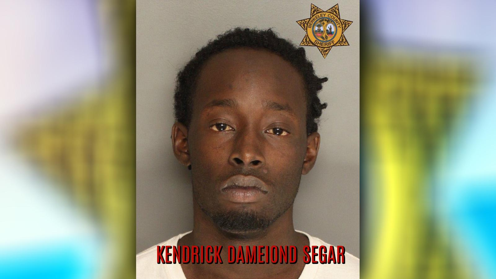 •	Kendrick Dameiond Segar Bench Warrant- Simple Possession of Marijuana Possession of Other Substance Schedule I, II, III