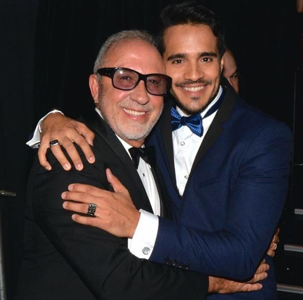 Emilio Estefan Jr. and Ektor Rivera (Courtesy Instagram @EktorRivera)