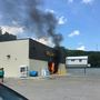 Fire damages entrance of St. Albans Dollar General