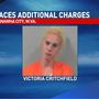 Woman accused of burglarizing two homes facing additional charges