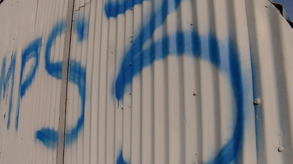 Gang graffiti hits Tri-Cities and rural areas with new drug trends