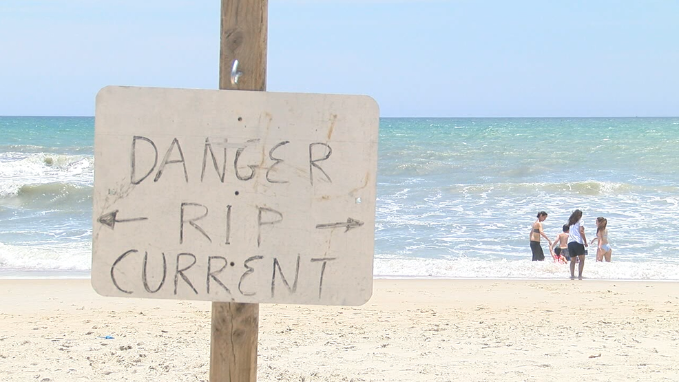 More Rip Current Rescues Reported In Atlantic Beach Wcti