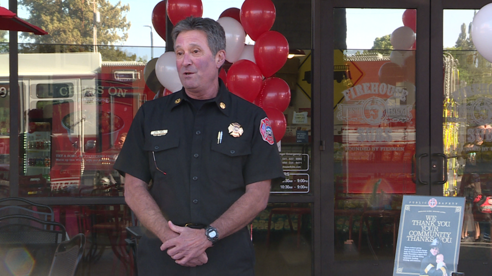 Ashland Fire Chief announces resignation in effort to