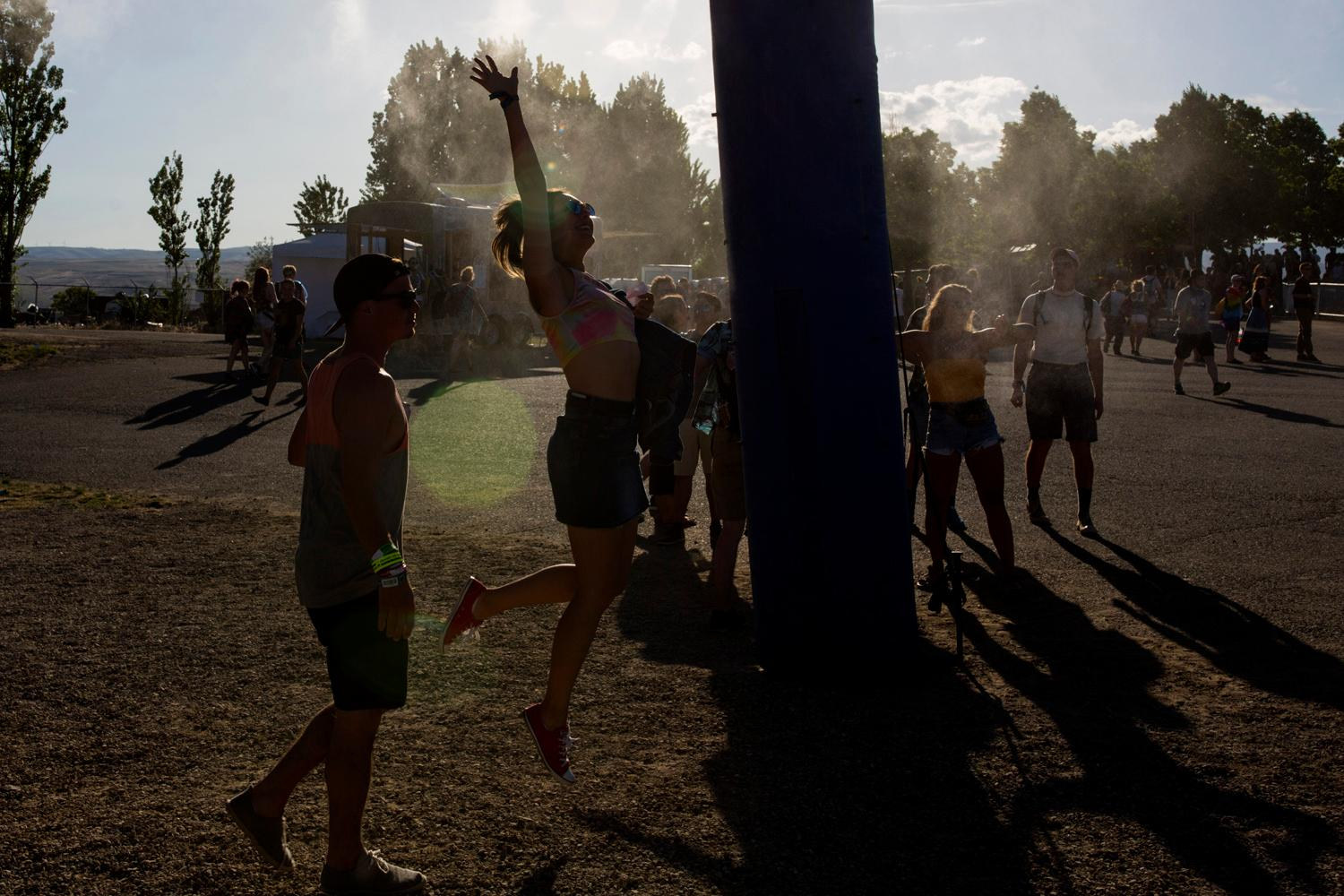 The third and final day of the annual Sasquatch! Music Festival closed with performances by The Nationals, Anderson Paak. & The Free Nationals, and Ray Lamontagne. See you next year Sasquatch! (Sy Bean / Seattle Refined)