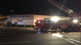 Pensacola business catches fire, no injuries reported