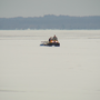 Snowmobile pulled from Oneida Lake; people warned to stay off ice during warm weather