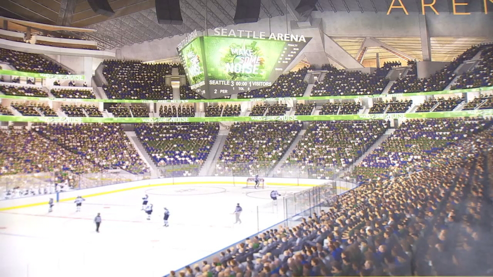 1 Year Delay Possible For Seattle Hockey Says National Hockey