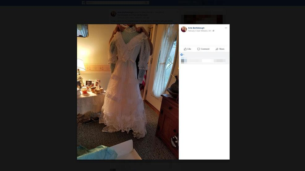 Wedding dress returned to Ohio woman 32 years after dry cleaner mix ...