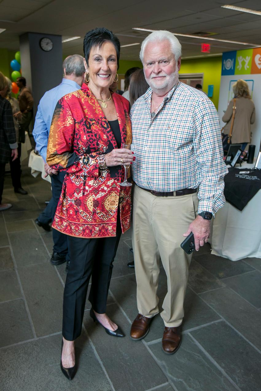 Barbara & Elmer Martin at the Annual Friends & Family SIDS Brunch / Image: Mike Bresnen Photography // Published: 11.1.19