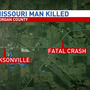 Missouri man identified in deadly I-72 crash