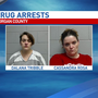 5 Arrested In Jacksonville Meth Bust