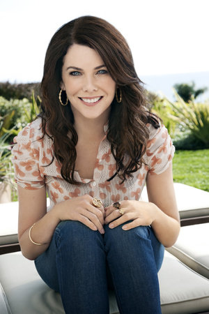 Lauren Graham, author of Talking as Fast as I Can: From Gilmore Girls to Gilmore Girls (and Everything in Between) (Image: Jeff Lipsky/CPi Syndication)