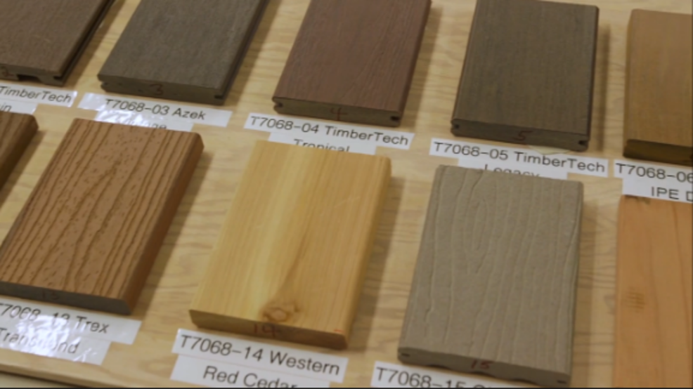 Best Composite Decking 2020 Getting the best decking material for your money | KOMO