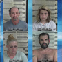 Eight arrested in Cullman Co.; meth and pills seized