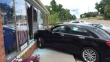 Woman crashes car into Pro Clean in Grand Blanc