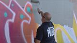 Kennewick Police clean up graffiti, say it's on the rise