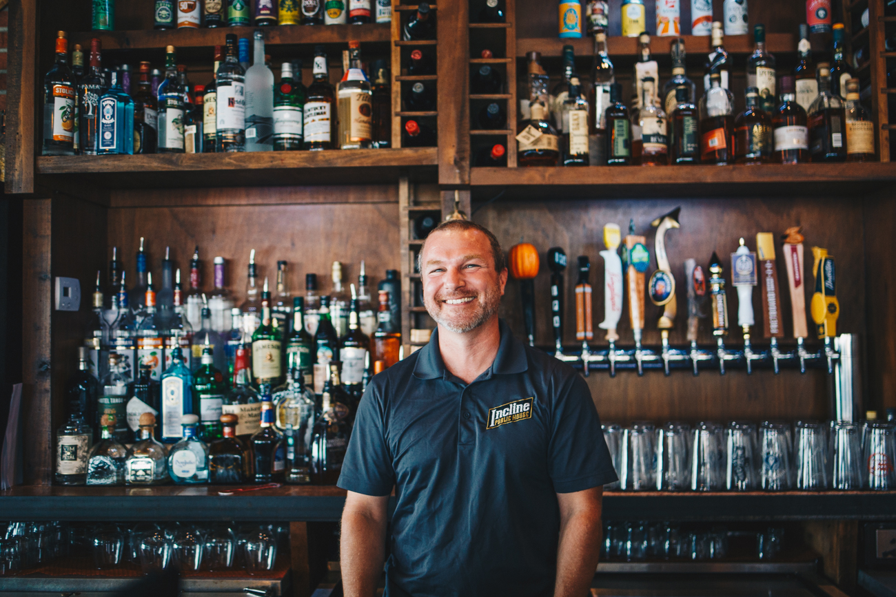 Kevin Geers, bar manager / Image: Catherine Viox // Published: 10.17.18