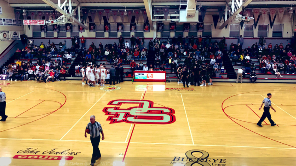1.22.19 Highlights: Steubenville Big Red vs. St. Clairsville - boys basketball