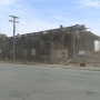 'Poster child' blighted Bay City building being torn down