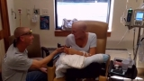 Local woman finishes chemo, gets engaged
