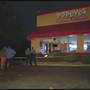 Police: Car accidentally backs into Md. Popeyes, crashes through structure