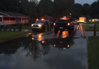Oxford Road flooding, Ladson, Berkeley County (WCIV) 3.png